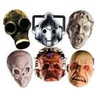 "Star Cutouts Ltd Star Cutouts SMP70 ""Doctor Who Monster"" Cardboard Mask (Pack of 6)"