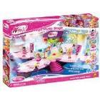 Cobi Winx Club 25502 My Fairy Friend Mega Music Stage Building Bricks (500 Pieces)