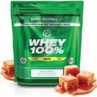 Body Science Whey 100%: Strawberry Cheesecake