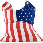 Sitting Bull Fashion 190x130 (Stars & Stripes)