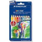 Staedtler Noris Club Super Jumbo Crayons