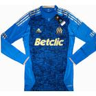 2011-12 Olympique Marseille TechFit Player Issue Away L/S Shirt *BNIB* L