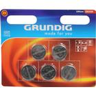 Grundig, Lithium CR2430, 3V, 280 mAh, 5 styk.
