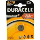 Duracell 2016 batteri, Long Lasting Power, 3V Lithium