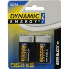 Ultra Dynamic Energy, 6R61-block 9V, 2 styk