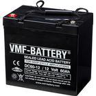 VMF AGM Djupurladdningsbatteri 12 V 60 Ah DC60-12