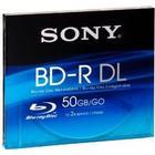 Sony BD-R 50GB 2x Jewelcase 1-Pack