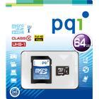 pqi Micro Sd Minneskort 64 Gb