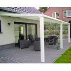 Ingemann Climate Plus 9010 termotag. Komplet byggesæt til overdækket terrasse 900 x 300 cm
