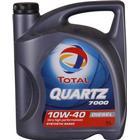 Total Motorolja Quartz Diesel 7000 10W-40
