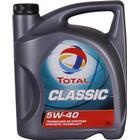 Total Motorolja Classic 5W-40