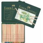 Faber-Castell PITT Pastel Color Pencils Tin of 24