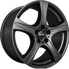 Ronal R55 Suv Black 17x7,5 5/120 ET45 N72,6
