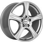 Ronal R55 Suv Silver 17x7,5 5/120 ET55 N65,1