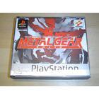 Playstation - Metal Gear Solid, Begagnad