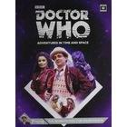 Doctor Who Seventh Doctor Sourcebook