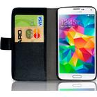 ISOTECH Wallet Case For Samsung S5 Black