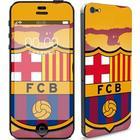 FC Barcelona 2 - klistermærke front & back 5/5s/SE