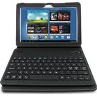 "ISOTECH Keyboard Portfolio for Samsung Galaxy Tab 2 10.1"" (Black leather)"