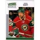 John Scott 2009-10 Swedish Upper Deck Victory #210