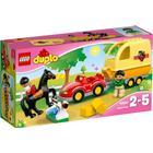 Lego Duplo Town Hästtransport 10807