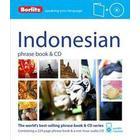 Berlitz Indonesian Phrase Book & CD (Pocket, 2014)