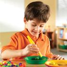 Learning Resources Jumbo pincett (1 st, blandade färger)
