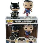Pop Dc Bvs Batman&superman Excl 2p