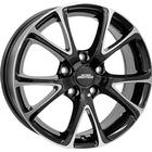 Inter Action Pulsar Black/Polished 15x6,0 4/100 ET35 N73,1