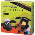 Nanoblocks Shaun The Sheep Nanoblock- Timmy