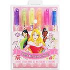 Disney Princess Scented Glitter Gel Pens, Set of 6