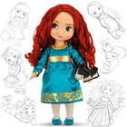 Disney Store Merida animatordukke