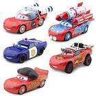 Disney Pixar Cars McQueen-O-Rama Die-Casts, Set of 5