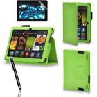 Kindle Fire Hdx 7 Premium Case Cover - Green