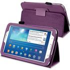 Samsung Galaxy Tab 3 8.0 Premium Case - Purple