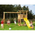 Jungle Gym Hut 2-Swing
