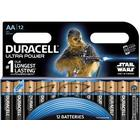 Duracell Ultra Power AA Pack 12 (MX1500B12)