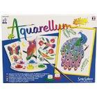 "Sentosphere Sentosphère 3900668 ""Aquarellum Junior Park"" Painting Set"