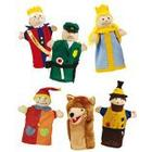 Roba 9712 Hand Puppets Pack of 6