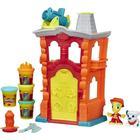 Play-Doh Fire House B3415