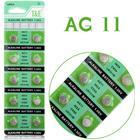 knappcellsbatteri AG11 10-pack