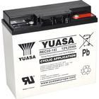 Yuasa Blybatteri Yuasa YUAREC2212 12 V 22 Ah Bly AGM