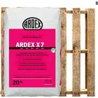 Ardex £10.69 per Bag - Pallet of 50no. Ardex 20Kg X7 Grey Wall And Floor Tile Adhesive