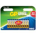 Batteri Ultra Plus Alkaline AAA/LR03 10st/fp