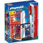 Playmobil Brandstation Med Alarm 5361