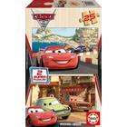 Educa Puzzle Cars 2 2X25 Pieces