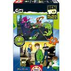 Educa Puzzle Ben10 2X48 Pieces