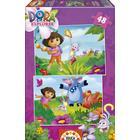 Educa 2X48 Dora The Explorer