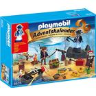 Playmobil Julekalender Piratskatteø 6625