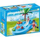 Playmobil Baby Pool Med Vandrutchebane 6673